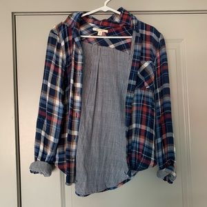 Women's Flannel Size Small